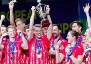 Denmark, Pemenang Kejuaraan Beregu Campuran Eropa 2019