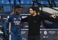 Mikel Arteta Harap Thomas Partey Siap Tampil Lawan Tottenham