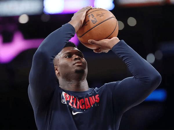 Zion Williamson siap bermain maksimal untuk New Orleans Pelicans di musim 2021.