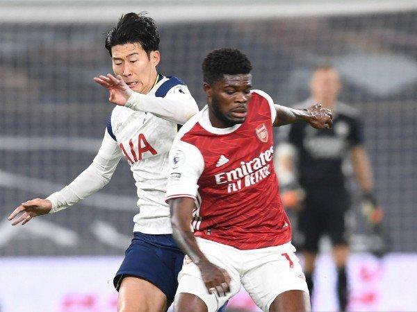 Mikel Arteta menyalahkan Thomas Partey yang cedera atas gol kedua Tottenham