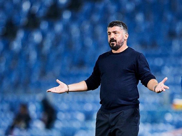 Gennaro Gattuso siap antar Napoli lolos ke babak gugur Liga Europa.