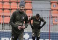 Kontra Salzburg, Atletico Madrid Sambut Kembalinya Sime Vrsaljko