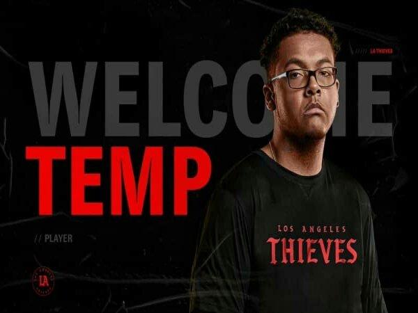 LA Thieves Lengkapi Starting Roster CDL 2021 usai Dapatkan Temp