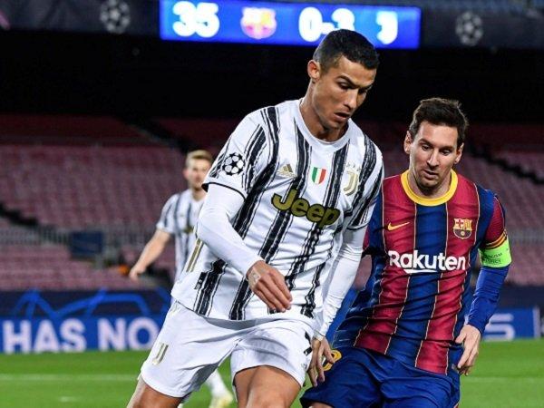 Cristiano Ronaldo dianggap lebih ramah ketimbang Lionel Messi.