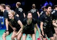 Berikut Daftar Negara Yang Lolos Kejuaraan Beregu Campuran Eropa 2021