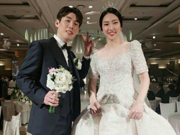 Son Wan Ho Resmi Menikah Dengan Sung Ji Hyun
