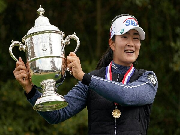 Kim A Lim Juara US Women Open Usai Buat Comeback
