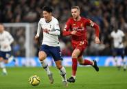 Premier League 2020/2021: Prediksi Line-up Liverpool vs Tottenham Hotspur