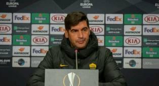 Paulo Fonseca Komentari Hasil Undian Liga Europa AS Roma
