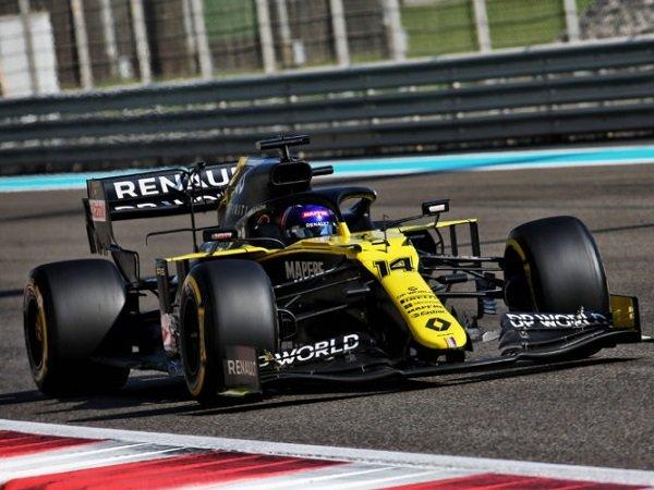 Pebalap anyar Renault, Fernando Alonso