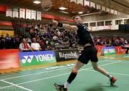 Meril Loquette, Pemain Para Badminton Pertama Yang Berlatih di COE Denmark