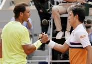 Reaksi Nishikori Ketika Hadapi Petenis Tangguh Seperti Federer Dan Nadal