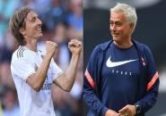 Hubungi Luka Modrid, Mourinho Rencanakan Mega Transfernya ke Tottenham?