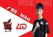LGD Gaming Rekrut Uniboy Sebagai Starting Mid Laner