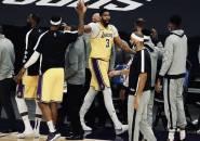 Menang Lagi, Los Angeles Lakers Tutup Pramusim Dengan Rekor Sempurna