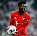 Reaksi Unik Alphonso Davies Usai Masuk FIFA Best World XI