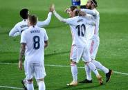 Hantam Eibar 3-1, Real Madrid Berbagi Puncak Klasemen Sementara La Liga