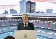 Florentino Perez Dukung Rencana Bikin Liga Super Eropa