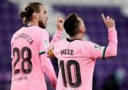Lionel Messi Lewati Rekor Pele, Barcelona Bantai Real Valladolid 3-0