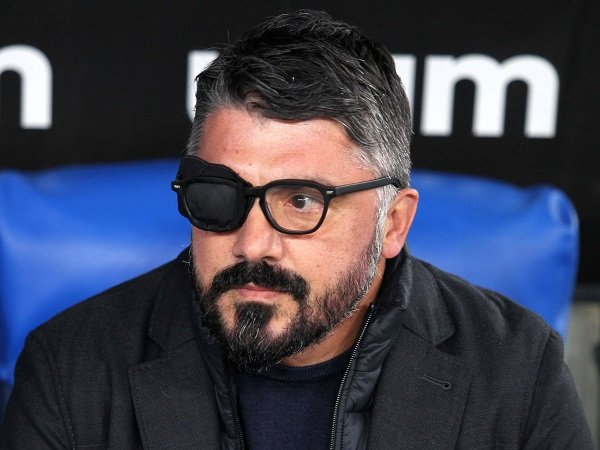 Gennaro Gattuso masih tetap mendampingi Napoli meski mengalami penyakit kronis.