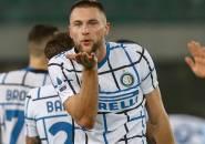 Milan Skriniar: Verona Sempat Bikin Inter Kesulitan