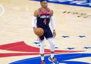 Philadelphia 76ers Bikin Triple-Double Westbrook Jadi Sia-sia
