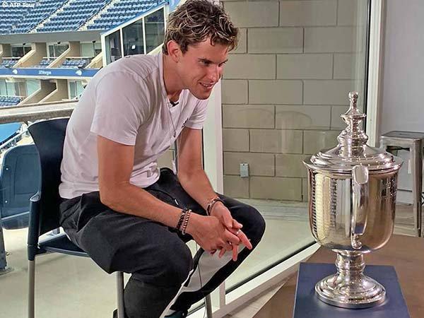 Dominic Thiem memenangkan gelar Grand Slam pertama dalam kariernya di US Open 2020