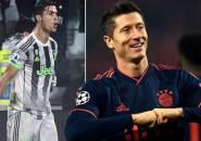 Tak Masuk Akal! Cristiano Ronaldo Jadi Striker Terbaik Dunia, Lewy Lewat