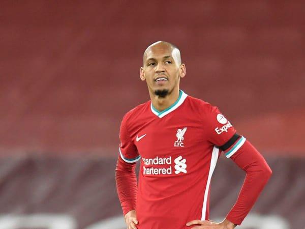 Fabinho Dambakan Gelar Liga Premier Kedua Bersama Liverpool