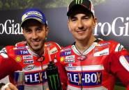 Jorge Lorenzo Sudah Berusaha Perbaiki Hubungannya Dengan Dovizioso