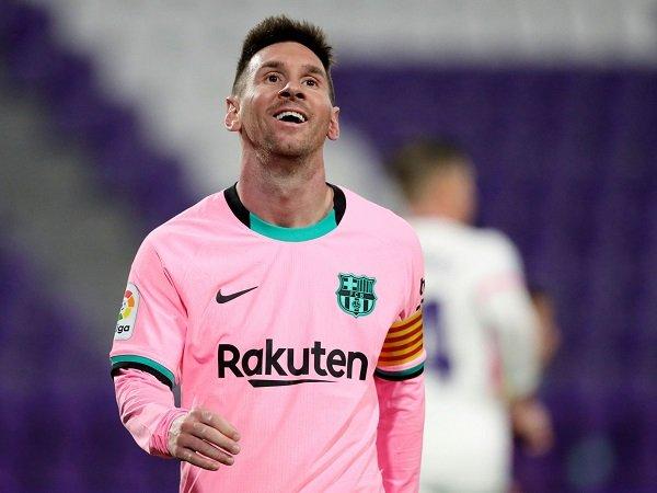 Lionel Messi tidak melewati rekor Pele menurut Santos.