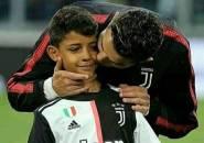 Cristiano Ronaldo Bicara Soal Mengasah Putranya Menjadi Pesepak Bola