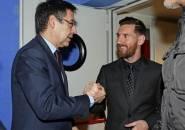 Lionel Messi: Josep Maria Bartomeu Bohongi Saya Berulang Kali