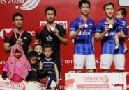 Kaleidoskop 2020: Kevin Sanjaya/Marcus Gideon Menangi All Indonesian Finals