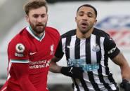 Liverpool Ditahan Imbang Newcastle, Nathaniel Phillips Lihat Sisi Positif