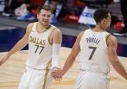 Luka Doncic Antarkan Dallas Mavericks Bungkam Miami Heat