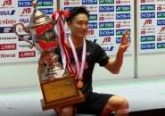 Kento Momota Positif Covid-19, Tim Jepang Mundur Dari Thailand Open