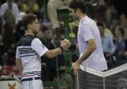 Diego Schwartzman Buat Harapan Mustahil Tentang Pensiunnya Roger Federer