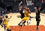 Kalahkan Grizzlies Lagi, Los Angeles Lakers Belum Kalah di Laga Tandang