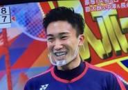 Kento Momota Dikiritik Banyak Ikut Variety Show Sebelum Positif Covid-19