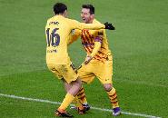 Koeman Mengaku Senang Lihat Lihat Messi & Pedri Semakin Padu
