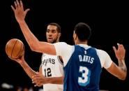 Kalah Akurasi, Los Angeles Lakers Menyerah Dari San Antonio Spurs