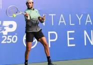 Matteo Berrettini Hanya Butuh 56 Menit Untuk Lalui Laga Pertama Di Antalya