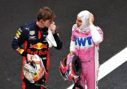 Max Verstappen Tak Akan Sungkan Berduel Dengan Sergio Perez
