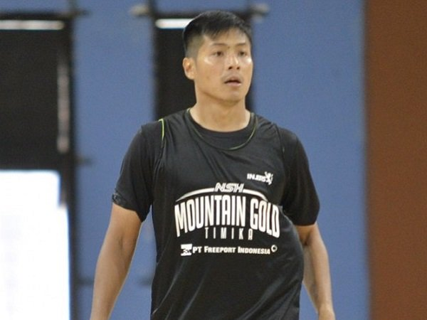 Pemain NSH Montain Gold Timika, Rizky Effendi. (Images: IBL)