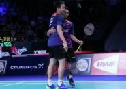 Indonesia Diunggulkan Raih Gelar Ganda Putra di Thailand Open