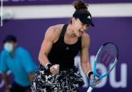 Petenis Unggulan Pertama Jadi Korban Keganasan Sakkari Di Abu Dhabi Open
