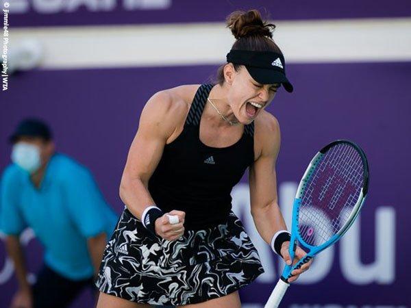 Maria Sakkari tantang Aryna Sabalenka di semifinal Abu Dhabi Open 2021