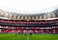 Atletico Madrid Gunakan Teknologi Canggih Singkirkan Salju di Metropolitano