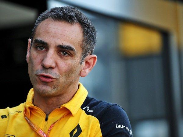 Cyril Abiteboul pilih mundur dari jabatan CEO Renault.